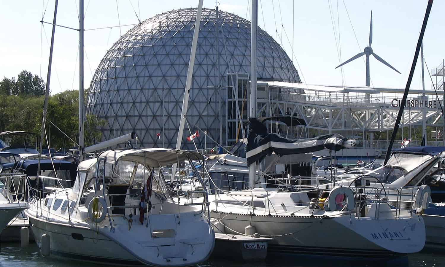 Sailboats at Ontario Place - Wikipedia