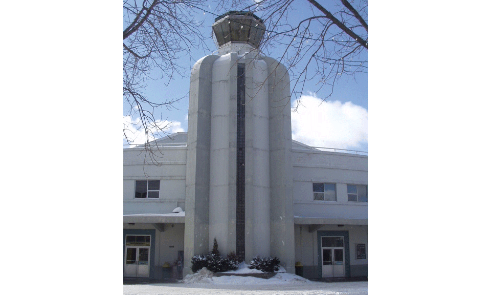 Sault Memorial Gardens exterior memorial tower – Wikipedia