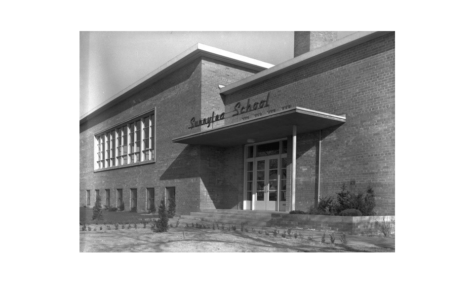 Sunnylea Main Entrance (1946) - Panda Archives