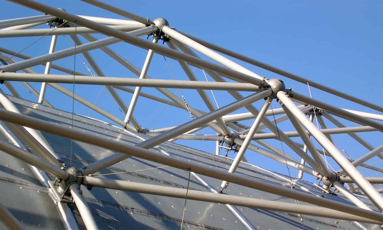 Detail of the engineered structure